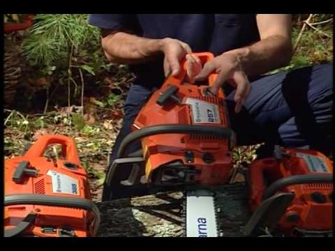 Chainsaw Selection