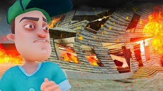 Download My Best Friend Came Over to my House but an Earthquake Disaster Ruined it in Gmod (Garry's Mod) Video
