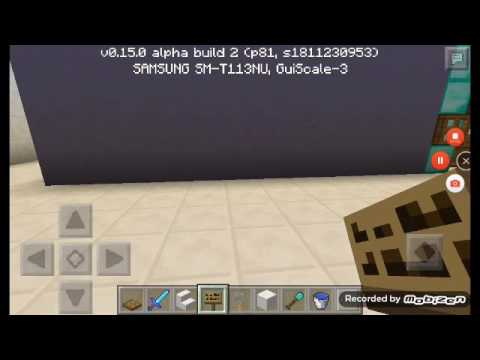 Minecraft:how to make a closet w/o armorstand