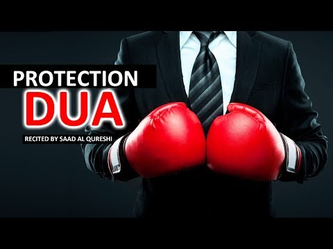 POWERFUL DUA For Protection & Safety From Diseases & All Evil ᴴᴰ