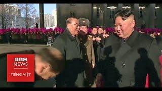 Bình Nhưỡng tiễn ông Kim Jong-un lên đường đi Việt Nam - BBC News Tiếng Việt