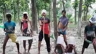 Funny video, desi band