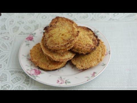 Vegan Fried Cornbread Recipe -  Vegan Johnny Cakes (9.2.12 - Day 21)