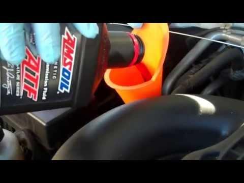 Automatic Transmission Oil Change On 2013 Nissan XTerra