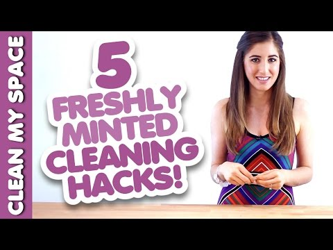5 More Cleaning Hacks!! Quick & Simple Ideas How to Clean That Save Time & Money (Clean My Space)