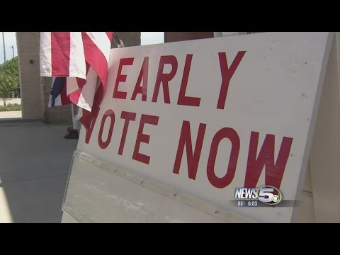Early Voting in Florida Begins