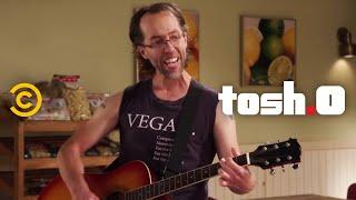 Tosh.0 - CeWEBrity Profile - Vegan Guy