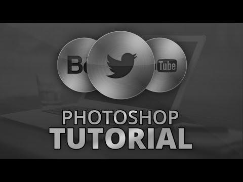 Photoshop: Metal Texture tutorial