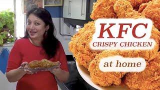 KFC Style Crispy Chicken at Home | Recipe by Samta Sagar