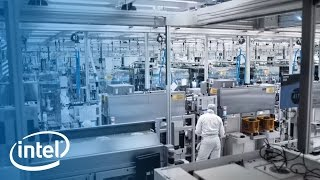 Transform Manufacturing with the Internet of Things | Intel
