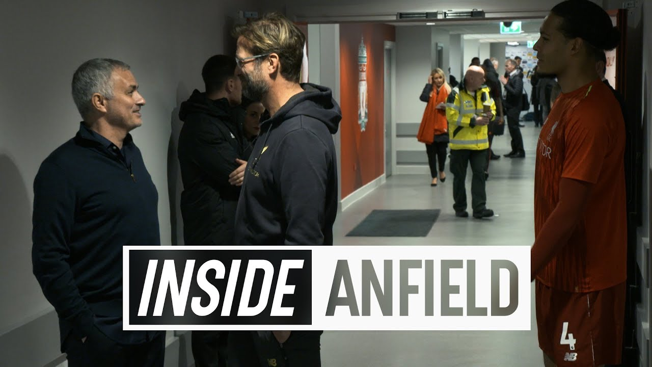 Inside Anfield: Liverpool 3-1 Manchester United | Shaqiri's double sends Reds top