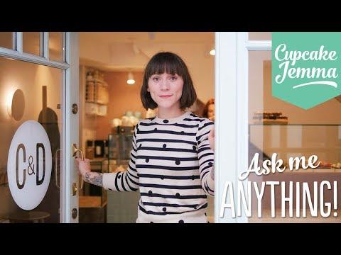 Ask Me Anything #3 | Cupcake Jemma