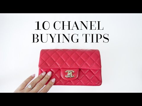10 THINGS YOU NEED TO KNOW BEFORE BUYING A CHANEL BAG