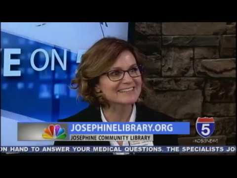 Five on 5 Kate Lasky Josephine Community Library