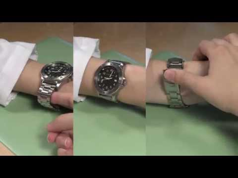 How to Determine the Number of Links to Remove from a Watch Band