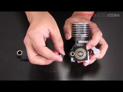Nitrorcx Guide: How to Install Electric Starter on a Nitro RC Car