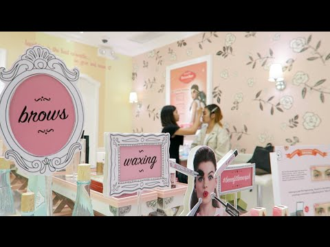 BENEFIT Eyebrow Service - Alabang Town Center | My Experience