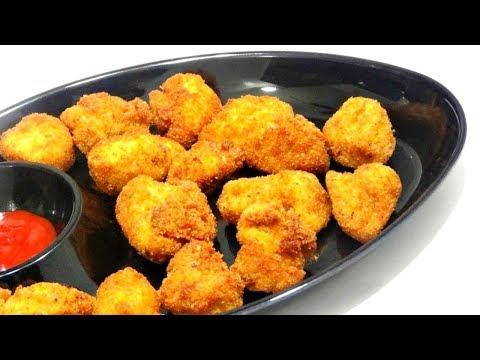 Best Chicken Nuggets Recipe | रेस्टोरेंट जैसा चिकेन नगेट | Kids recipe | KabitasKitchen