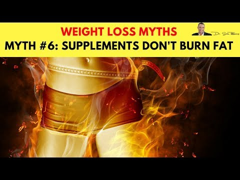 🍽️ Myth #6: Supplements Don't Work - Top 10 Biggest Myths & Lies About Weight Loss
