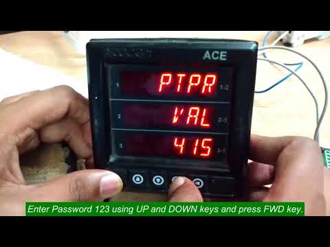 Modbus Communication with Pro Ace Energy Meter Tutorial