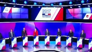 Polls show tight race in French presidential election