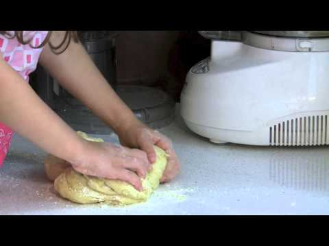 How To Make Flour Tortillas - Ella's Kids Cooking Channel