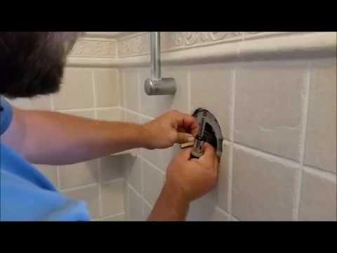 Kohler Coralais shower handle (#71947) removal, no allen set screw or bonnet