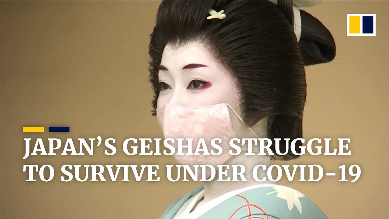 Download Japan's geisha entertainers face uncertain future as Covid-19 pandemic continues MP3 Gratis