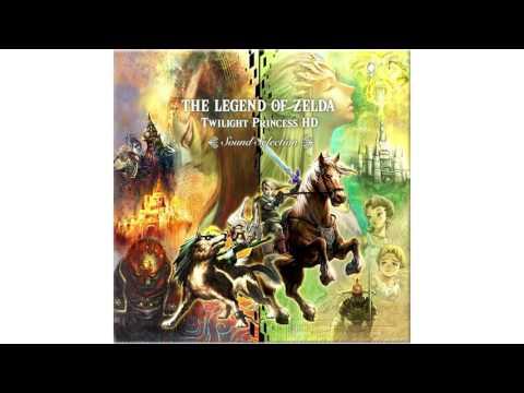 The Legend Of Zelda: Twilight Princess HD Sound Selection OST