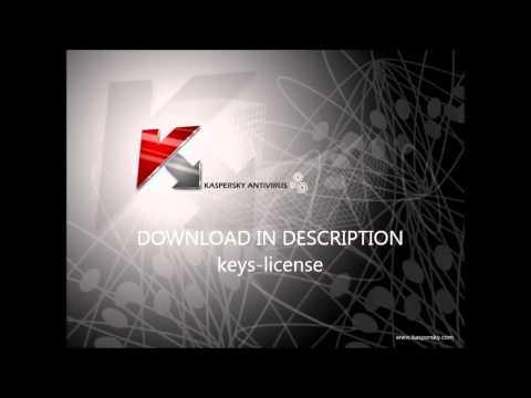 KAV: KasperSky Anti virus Keys 2014 For 1 Year