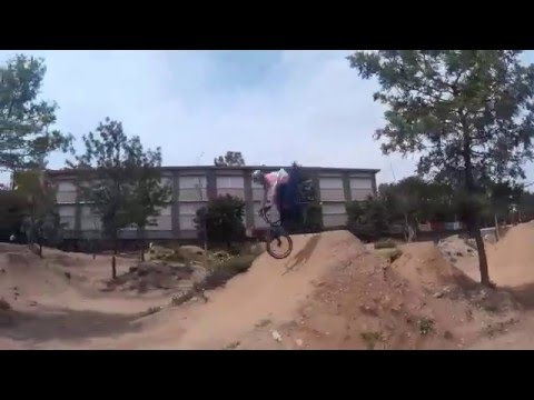 BMX Malaga Skatepark Bowl/Dirt