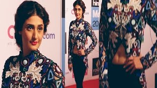 Hot Ragini Khanna Navel Show At HT Most Stylish Awards 2016