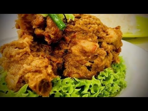 CHICKEN RENDANG | Dry  Caramelized Chicken Curry | RecipesAreSimple