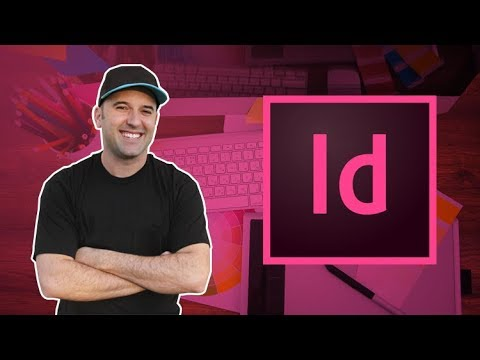 New 13-Hour Complete Adobe InDesign CC Online Course! (link in description)