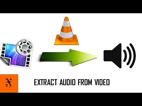 How To Extract High Quality Audio From A Video Using VLC For Free
