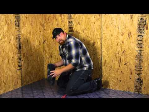 How to Clean Wax Off Cheap Linoleum Flooring : Flooring Maintenance
