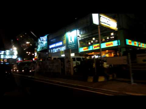 Car Ride to NAIA 1 at Night Part 5/7
