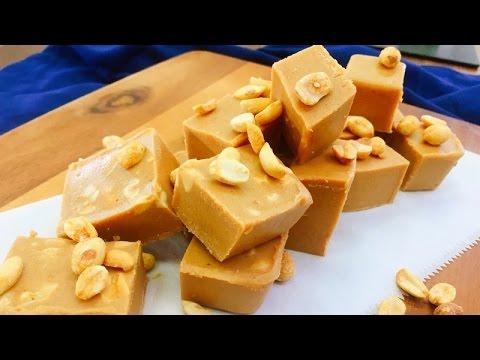 How to Make Peanut Butter Fudge | Cheap Clean Eats