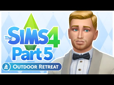 The Sims 4: Outdoor Retreat - 5 (Love)