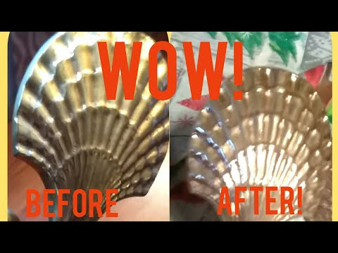 DIY brass and copper cleaner!!