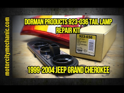 Dorman Products 923-036 1999-2004 Jeep Grand Cherokee tail lamp repair kit
