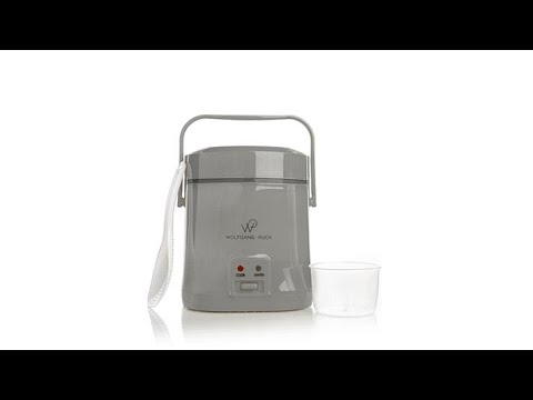 Wolfgang Puck Signature Perfect Portable Rice Cooker