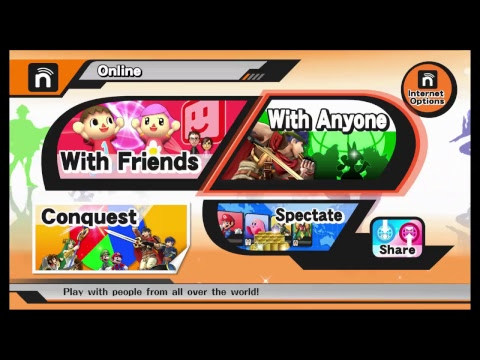 Streaming Sm4sh-Ask to Play!