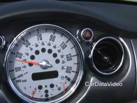 New Mini Cooper S Convertible - Drive Home