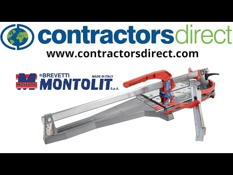 Cutting Enduro with manual tile cutter
