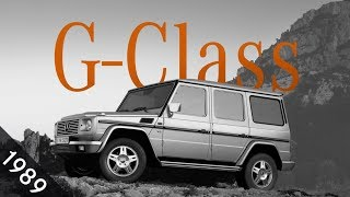 Top 10 G-Class Moments: Ten years of the G-Class | 1989