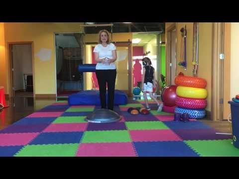 Balance and Coordination Activities for Vestibular Input and Sensory Integration