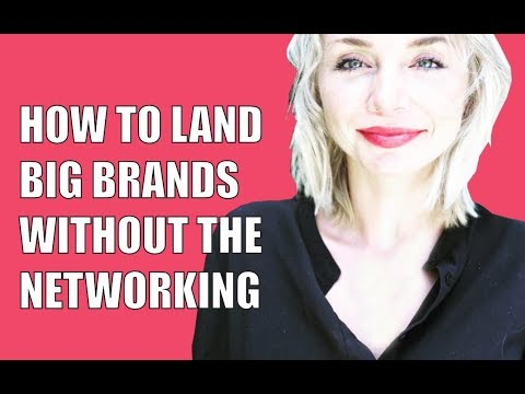 How to land big brands in your agency without networking