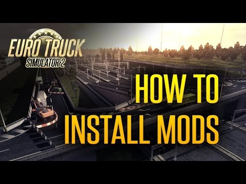 How to install mods on ets2 on mac