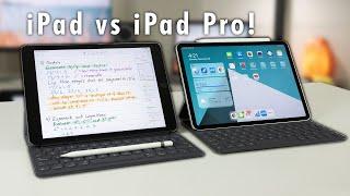 2019 iPad 7th Gen: Student's Review! Budget iPad vs iPad Pro